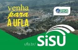 UFLA divulga 2º chamada do SiSU – matrículas de 9/7 a 12/7