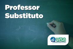 Inscrições abertas para processo seletivo de professor substituto da UFLA