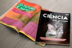 Ciência em Prosa: lançada revista de jornalismo científico produzida pela Dcom/UFLA